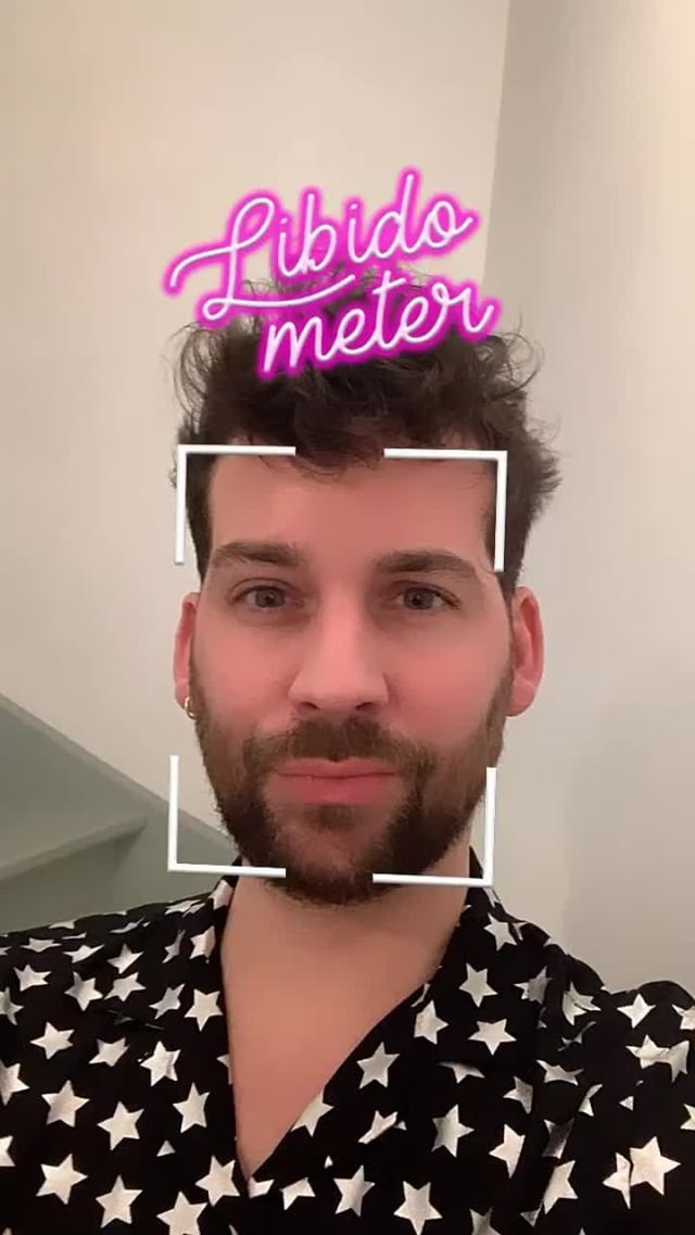 Instagram filter LIBIDO METER