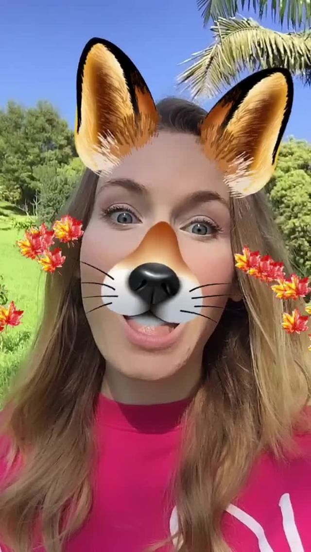 sarabeautycorner Instagram filter What Animal Are You?