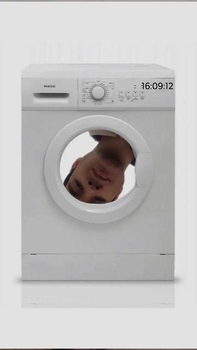 Instagram filter dumb washer