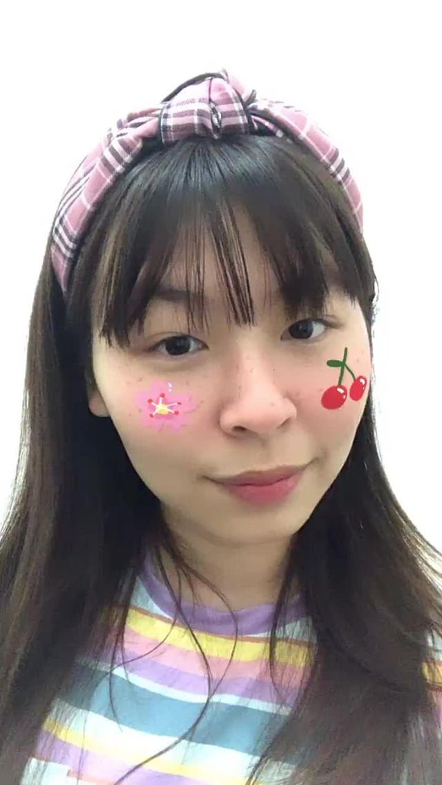 japobs Instagram filter cherry blossom