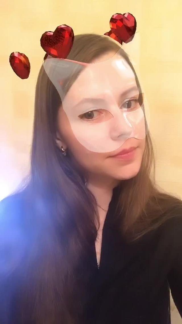 Instagram filter glassCat