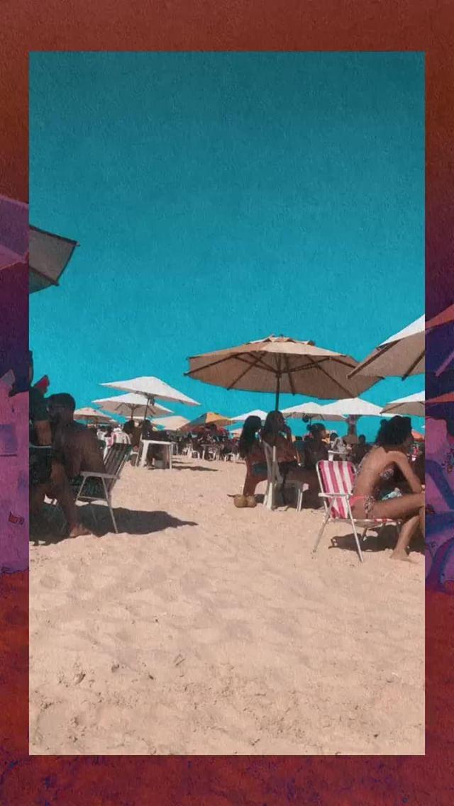 Instagram filter summerframe