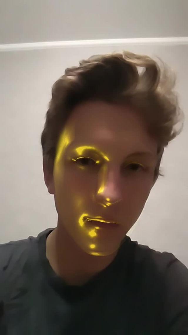 anikey.n Instagram filter light