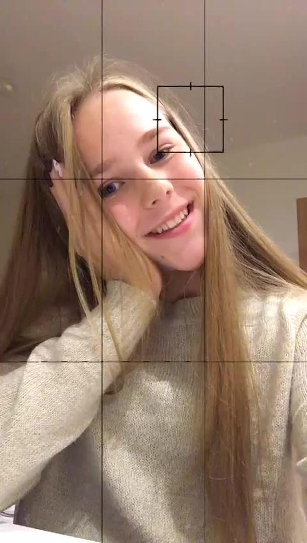 Instagram filter cam frame