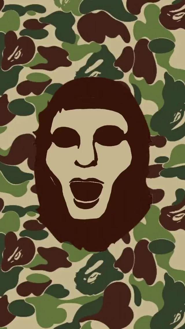 Instagram filter pom pom ape