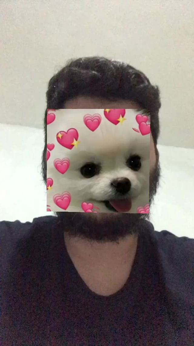 Instagram filter stickersiza de amor