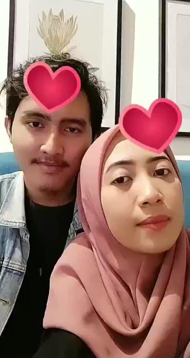Instagram filter Love Tester