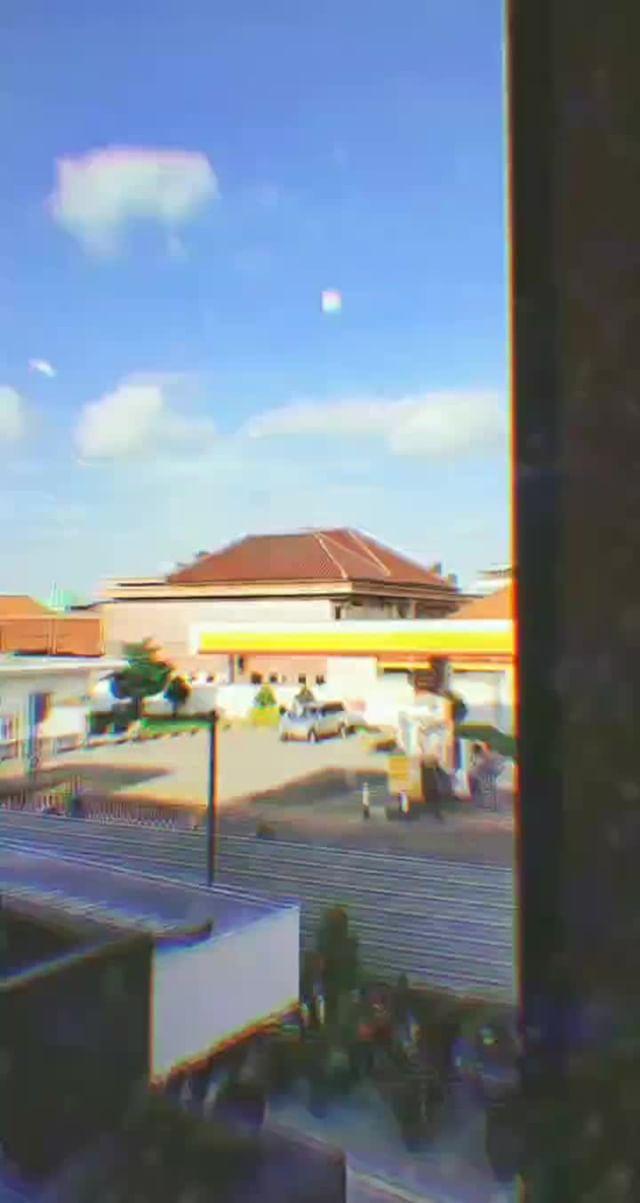 Instagram filter VHS Camcoder