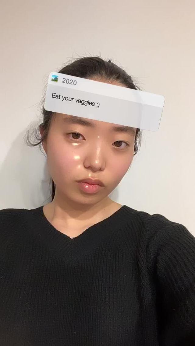 akikokoga Instagram filter 2020