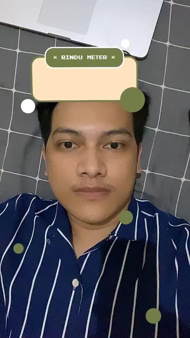 Instagram filter BDL10 Rindu Meter