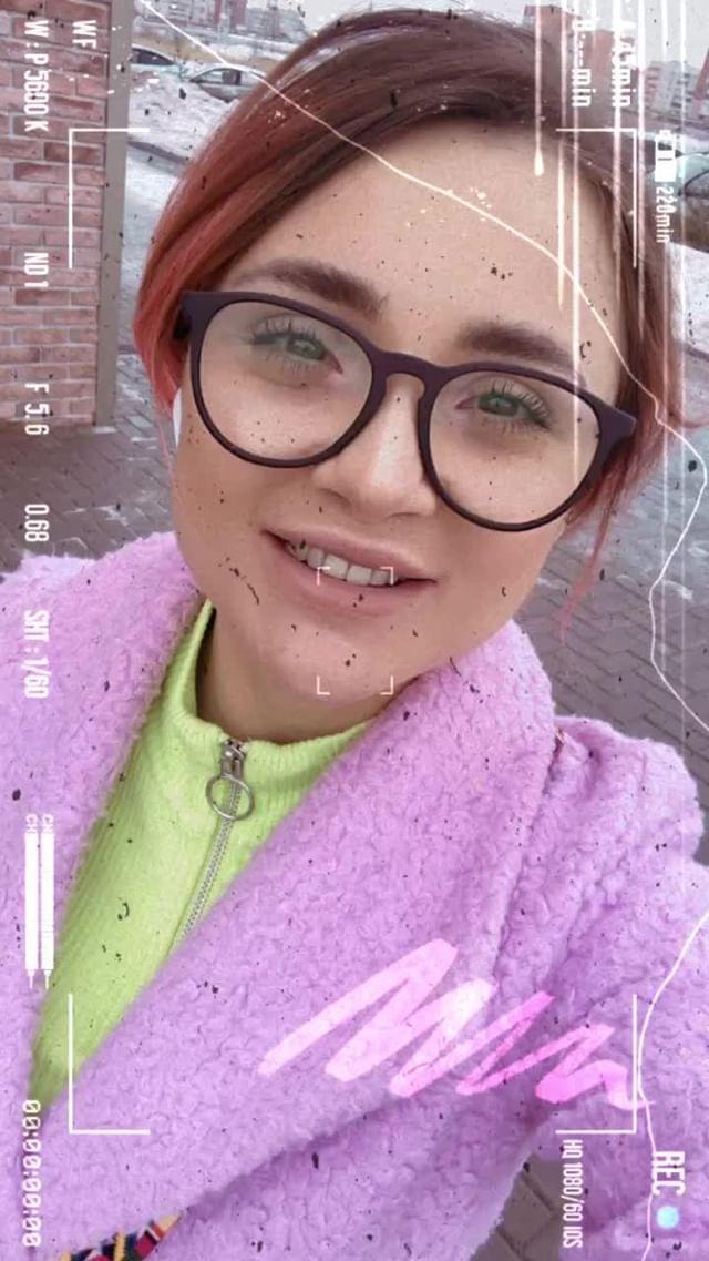 Instagram filter broken camera