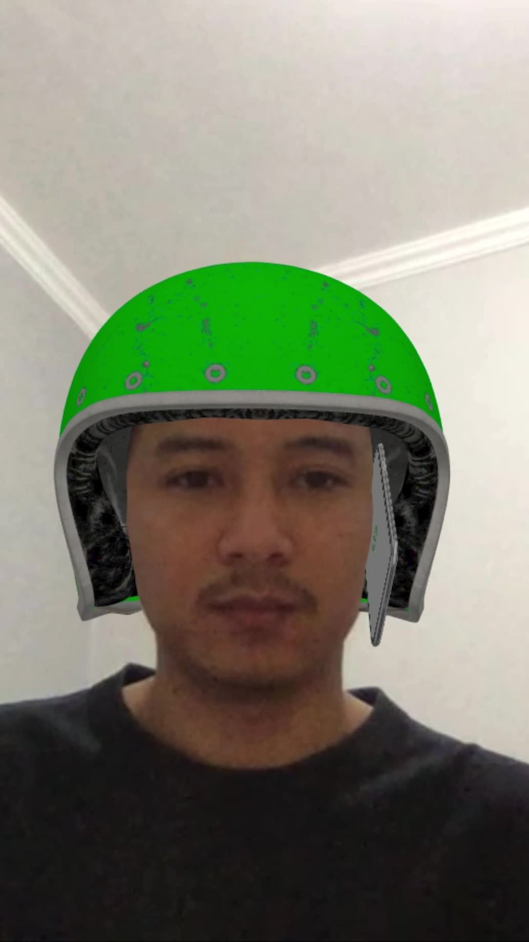 Instagram filter Helm Cerdikiawan