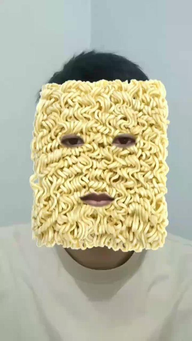 Instagram filter Instant Noodle