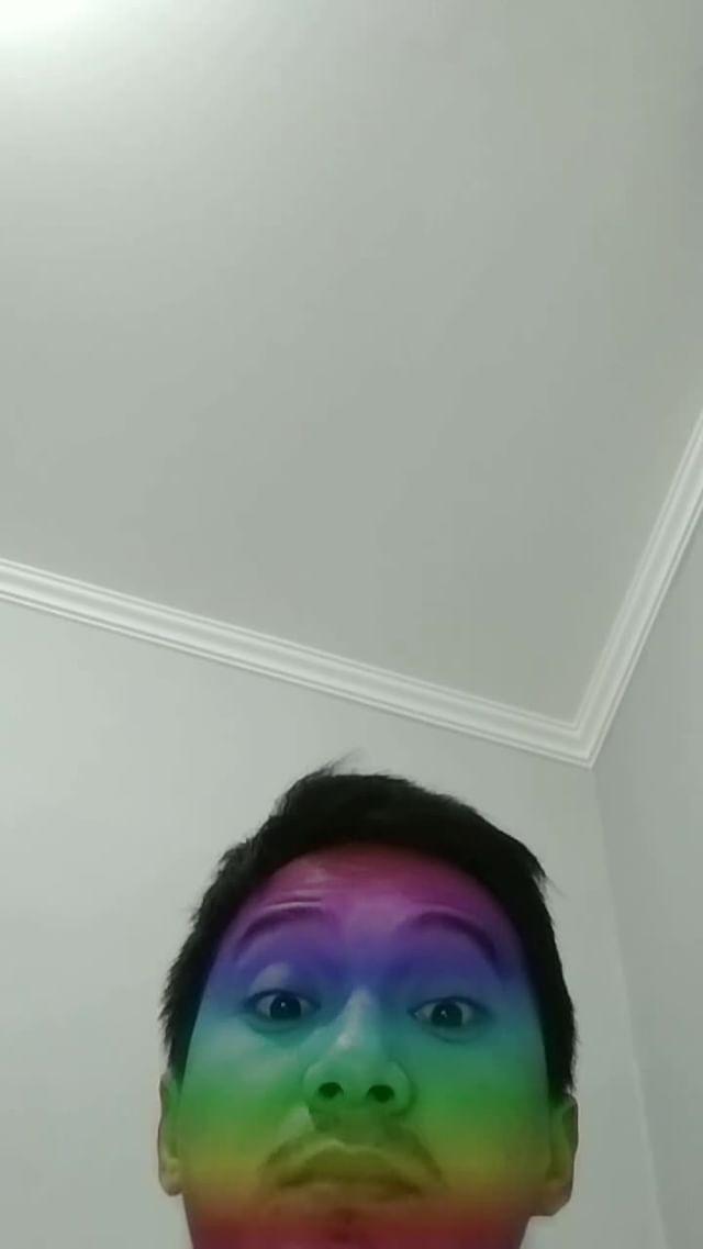 Instagram filter Pelangi