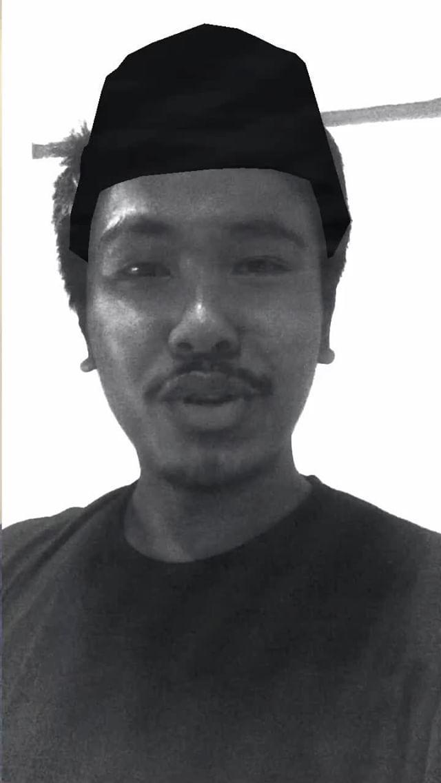 Instagram filter Soekarno