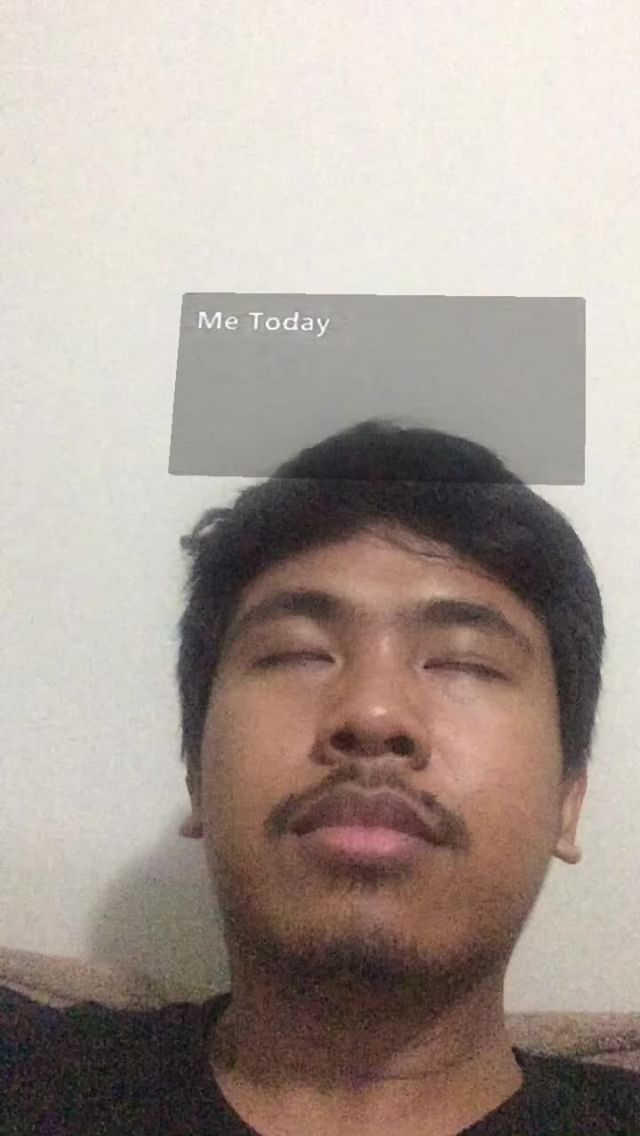 Instagram filter Me Today