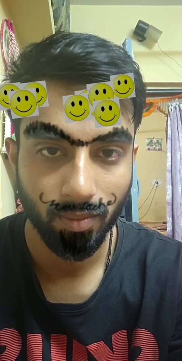 Instagram filter smileysBomb