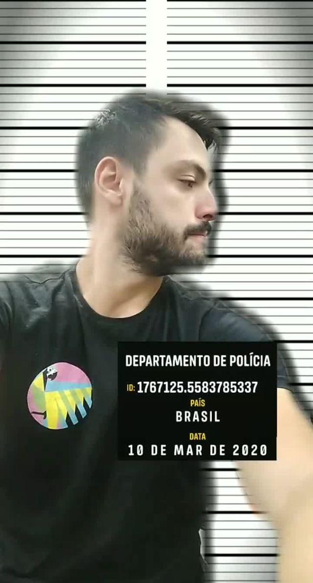 Instagram filter Suspeito