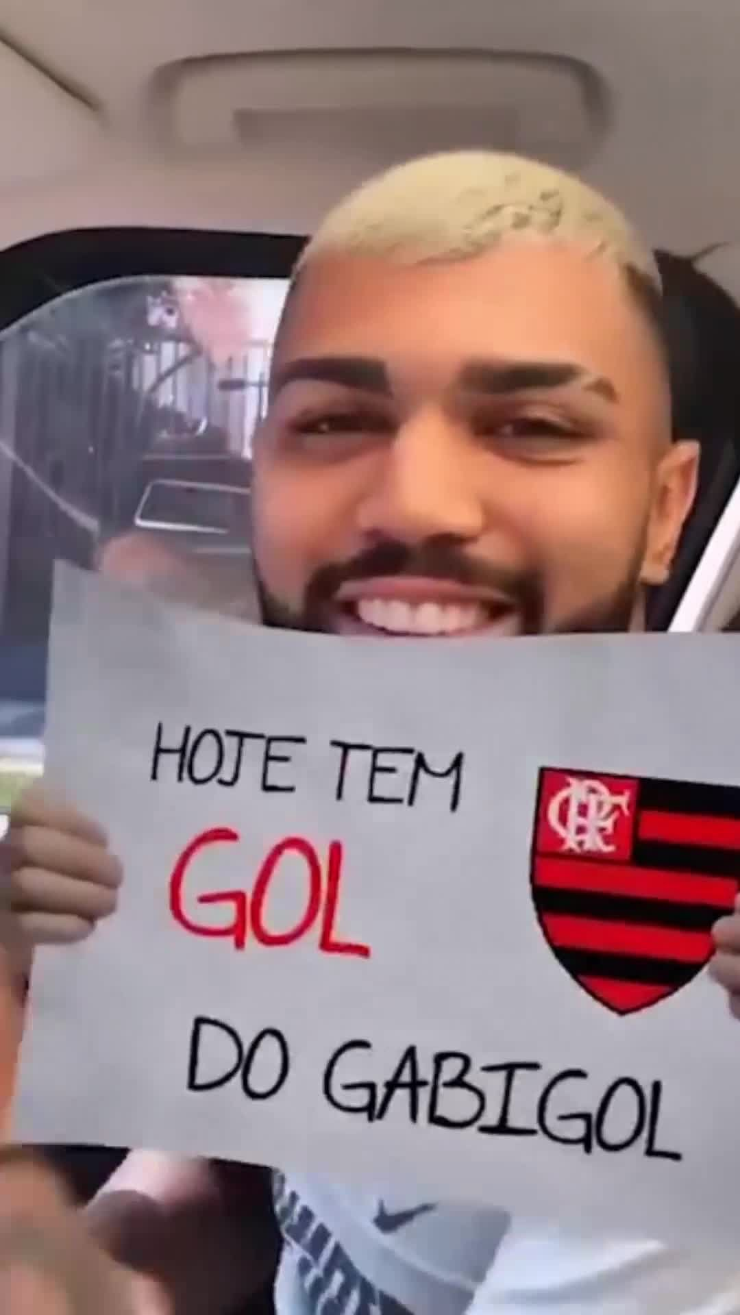 Instagram filter Gol do GabiGol