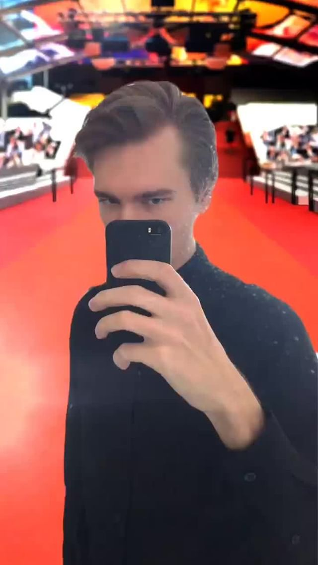 Instagram filter On The Red Carpet
