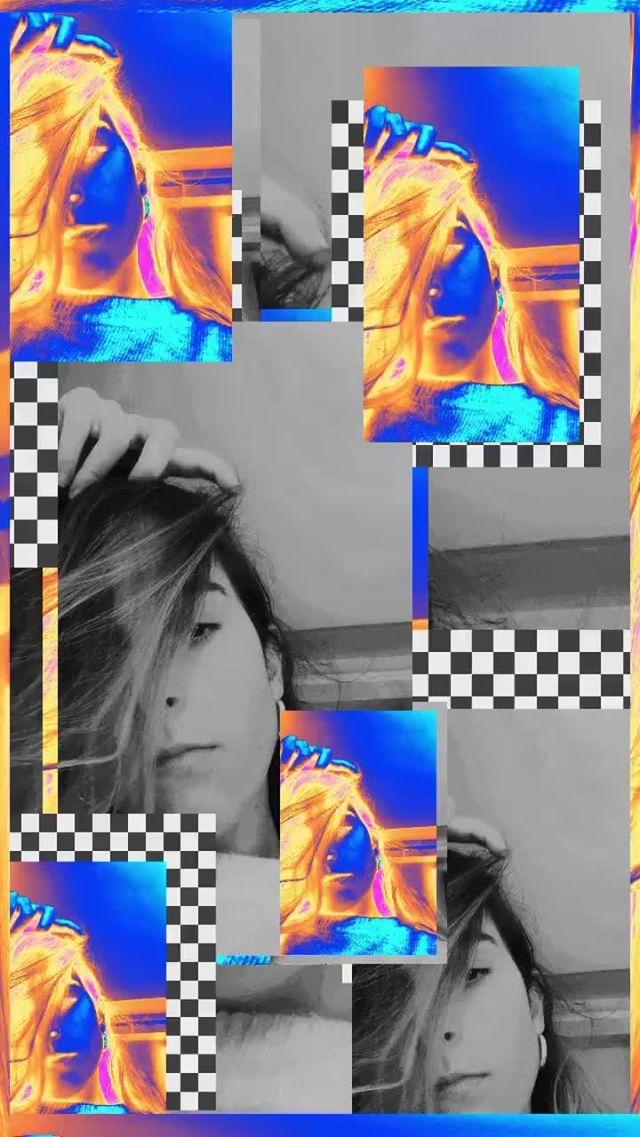 Instagram filter RFLX
