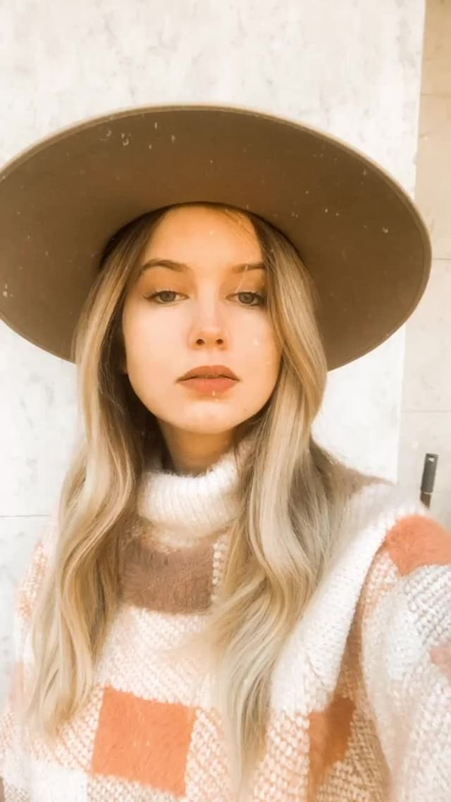 Instagram filter CREAM BEAUTY