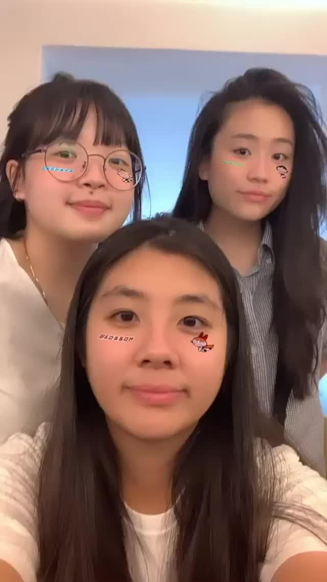 Instagram filter powerpuff girls �