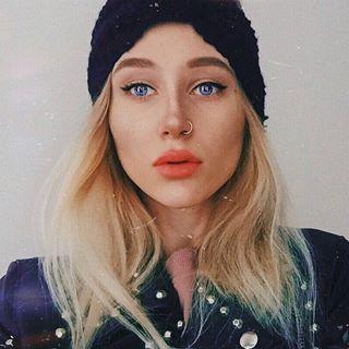 alenafine Instagram filters profile picture