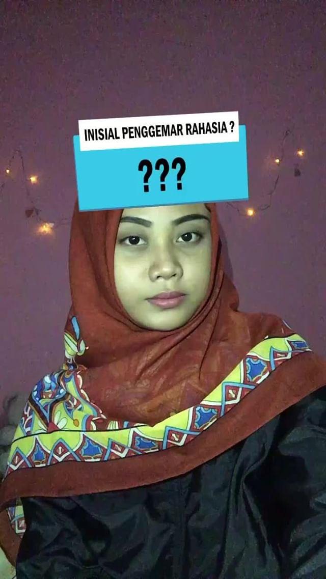 Instagram filter PENGGEMAR RAHASIA