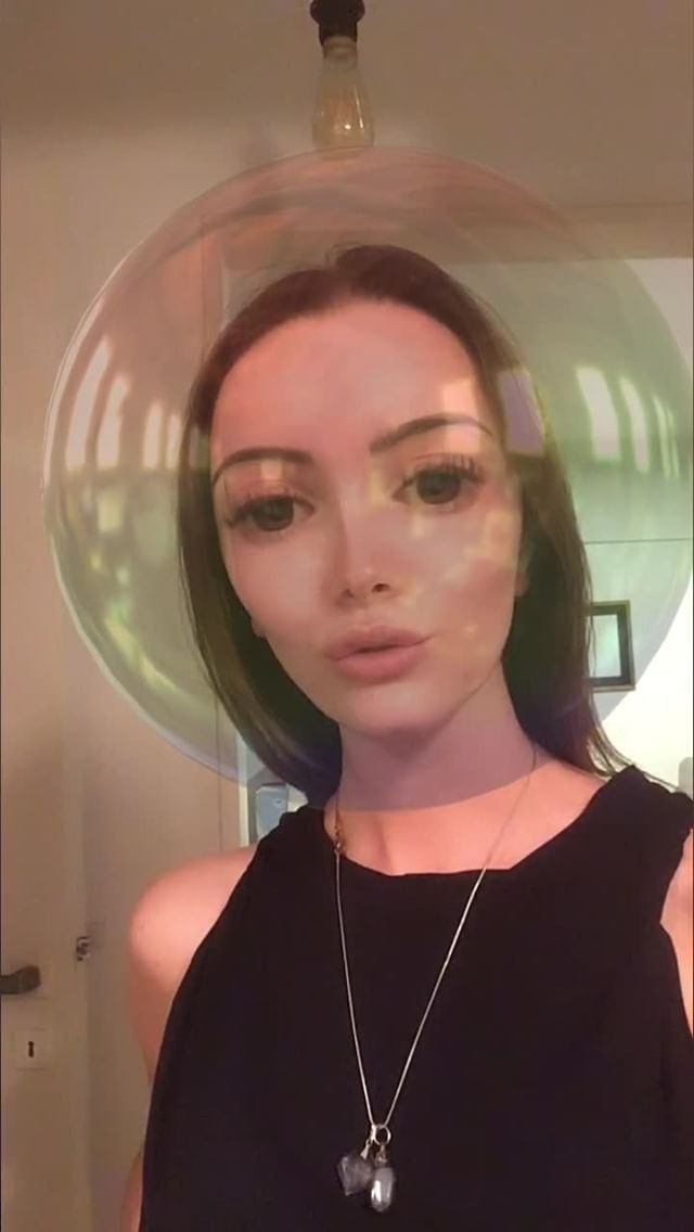 Instagram filter bby