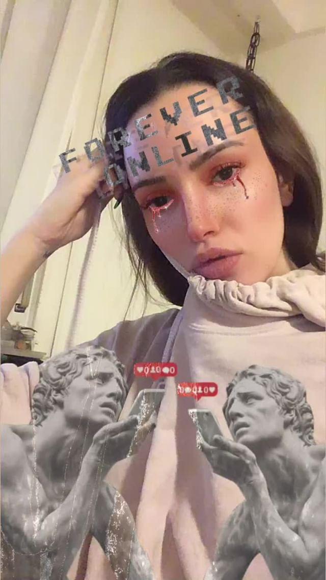 Instagram filter 4ever online