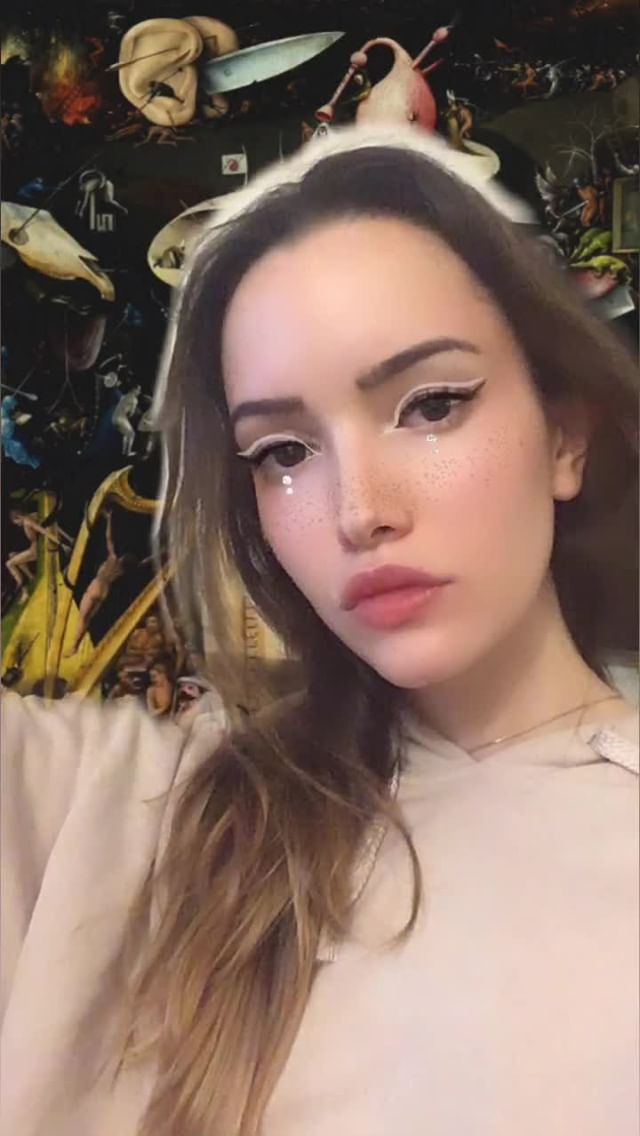 Instagram filter inferno