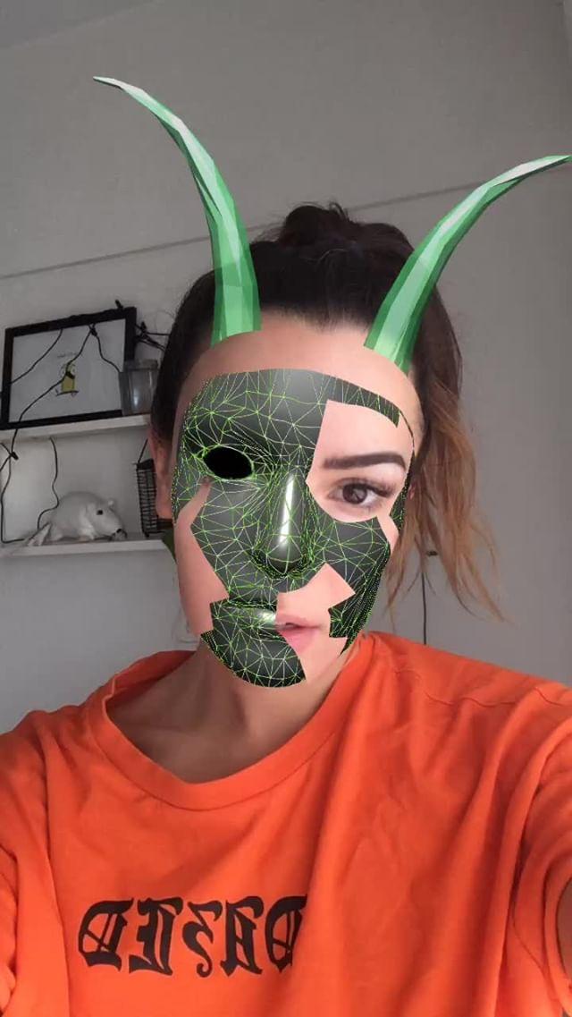 Instagram filter robot