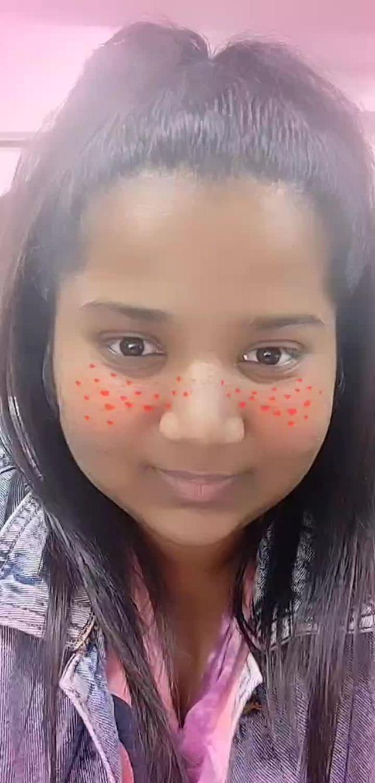 Instagram filter Heart Freckles