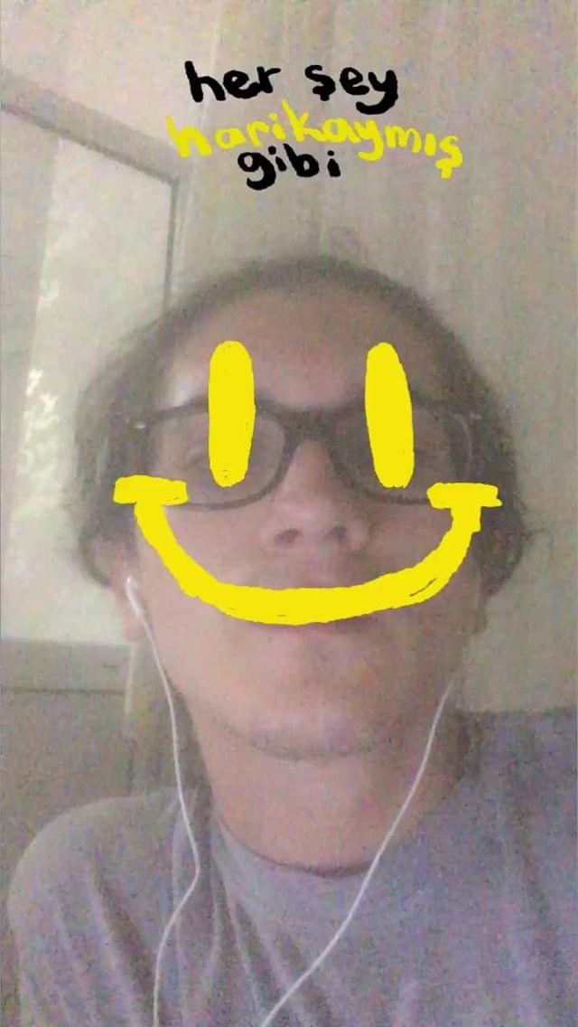 Instagram filter gülümse gülüm