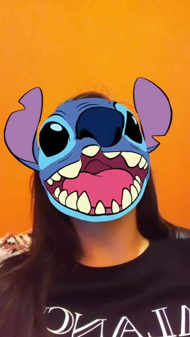 Instagram filter CreepyStitch