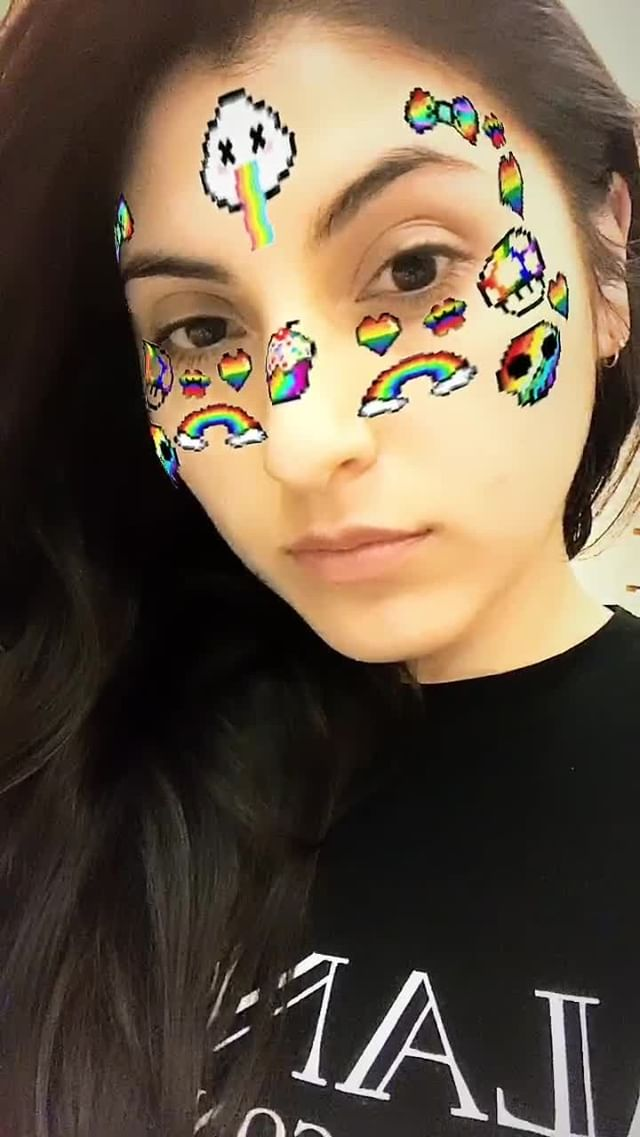 Instagram filter Arcoiris