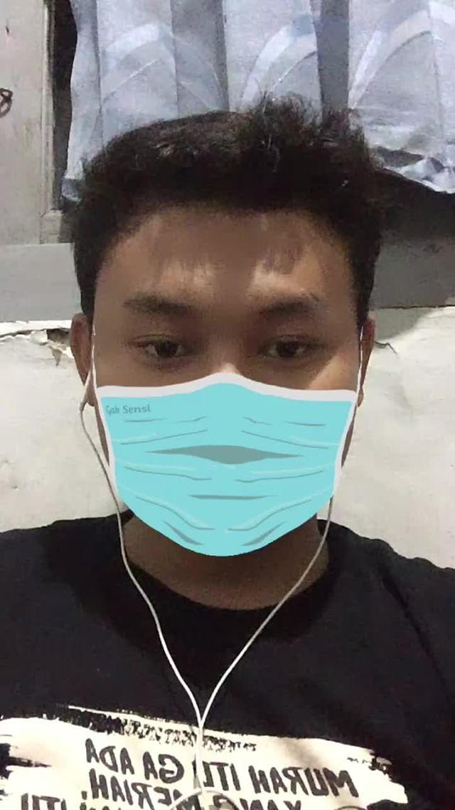 Instagram filter masker buat kamu