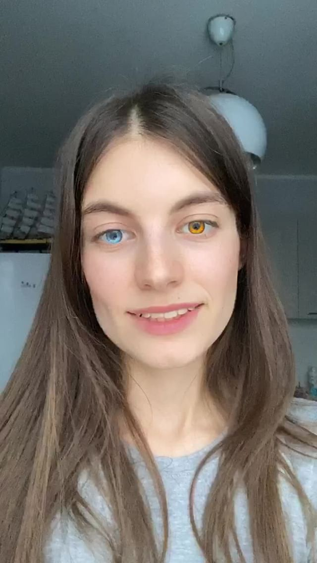 Instagram filter eyes