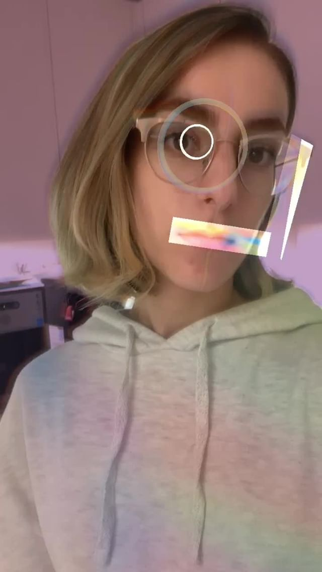 Instagram filter prismatic