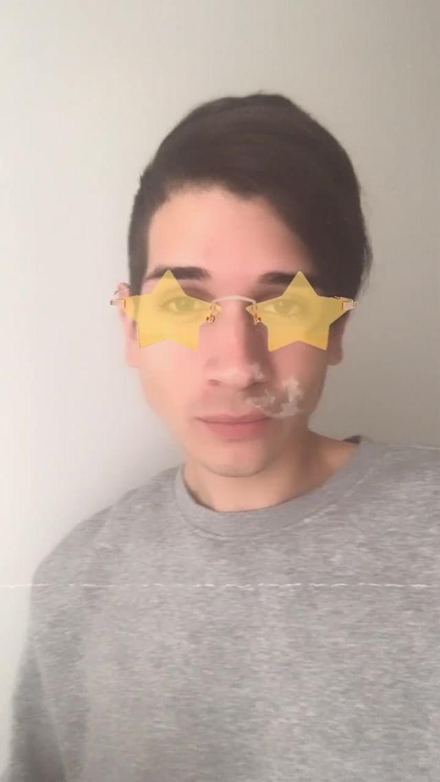 Instagram filter emma sunglasses