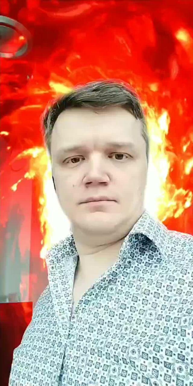 efimovpavel Instagram filter FireStorm