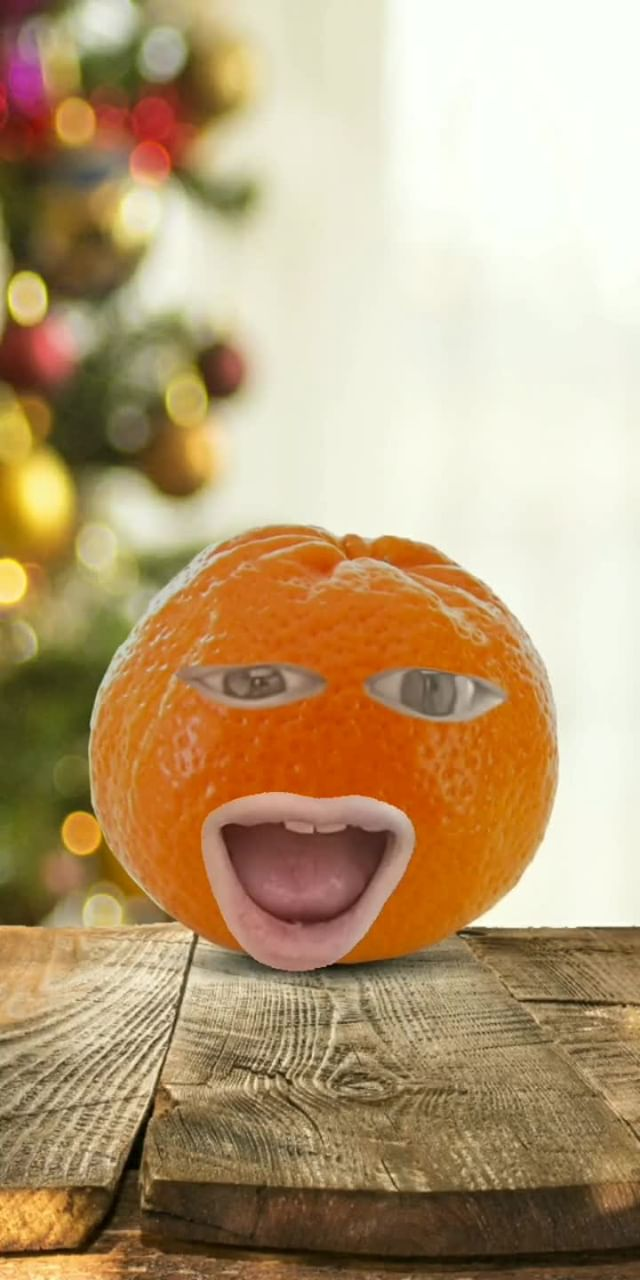 efimovpavel Instagram filter X-mas Orange