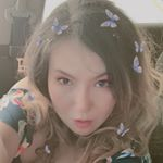 cryptomichelle Instagram filters profile picture