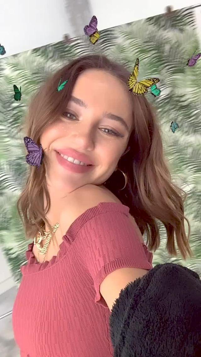 Instagram filter Delilah Belle