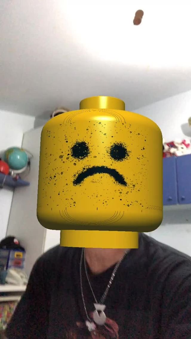 Instagram filter EmoLego