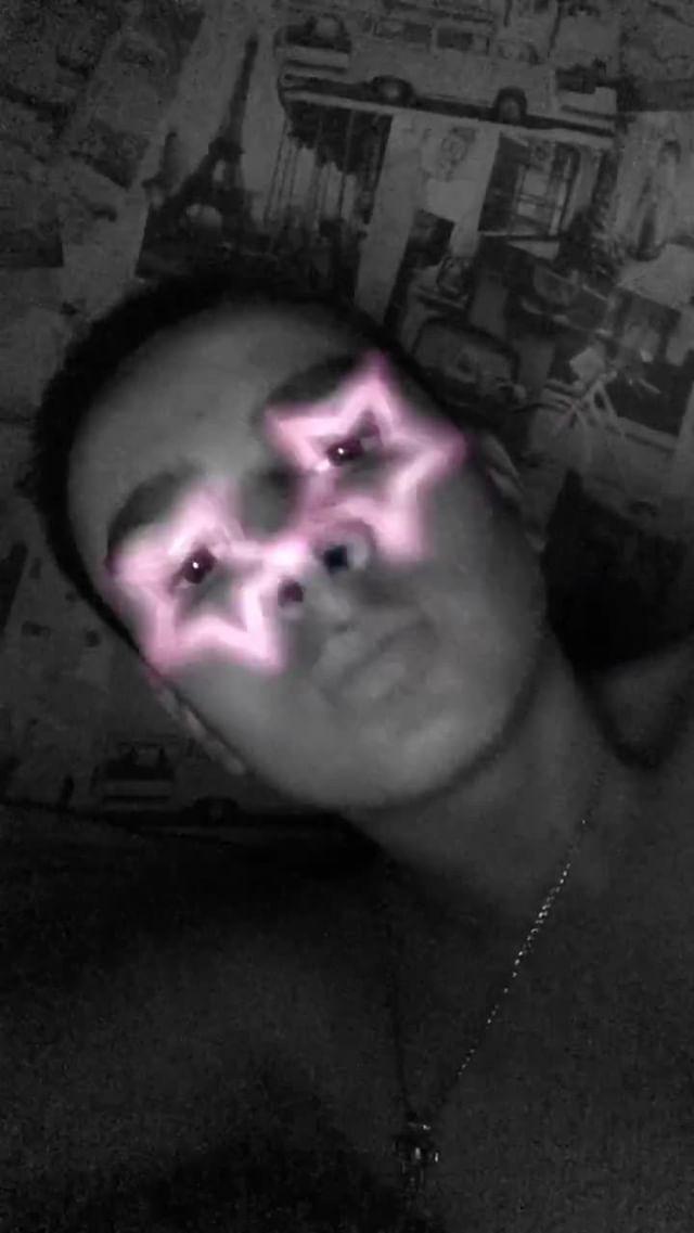 Instagram filter Neon stars