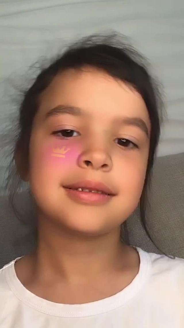 Instagram filter Pink princess