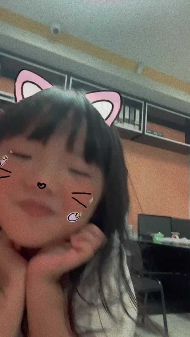Instagram filter ** cute cat **