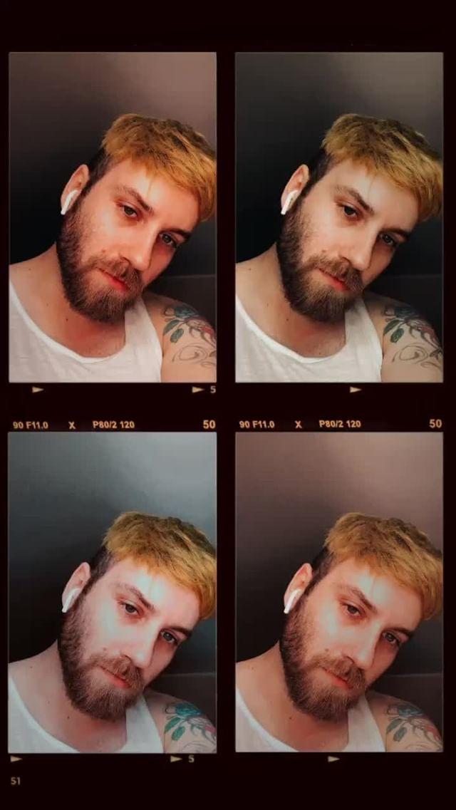 Instagram filter Lomography